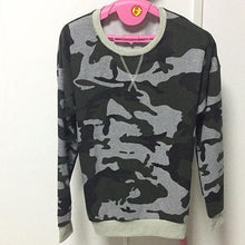 Load image into Gallery viewer, Fashion Camouflage Long Sleeve T-Shirt