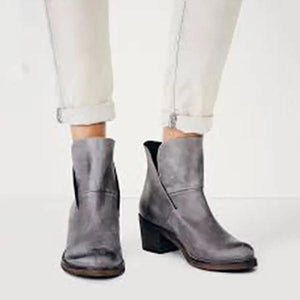 Fashion Winter/Autumn Leather Women Boots