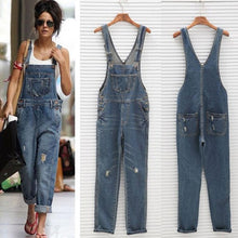 Load image into Gallery viewer, Spaghetti Strap  Backless  Plain  Sleeveless Jumpsuits