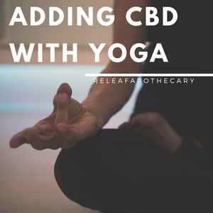 ADDING CBD WITH YOGA