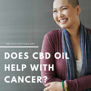DOES CBD OIL HELP WITH CANCER?