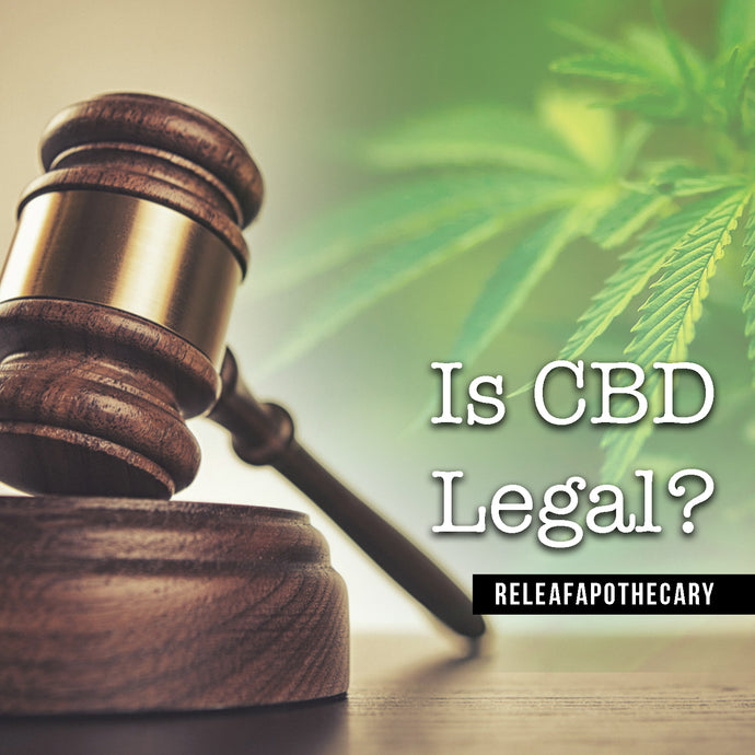 IS CBD OIL LEGAL IN THE UNITED STATES OF AMERICA?