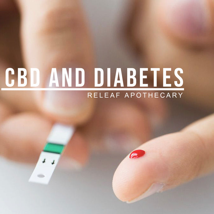 CAN CBD HELP WITH DIABETES?