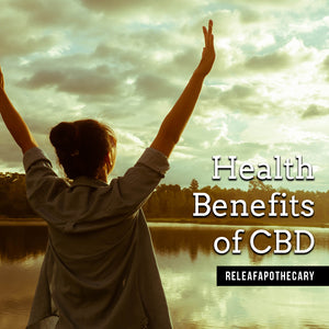 health of benefits of using CBD