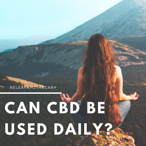 CAN CBD BE USED DAILY?