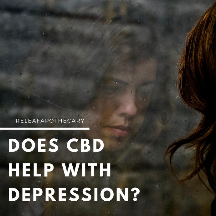 DOES CBD HELP WITH DEPRESSION?
