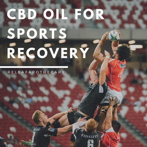 using cbd oil for sports recovery