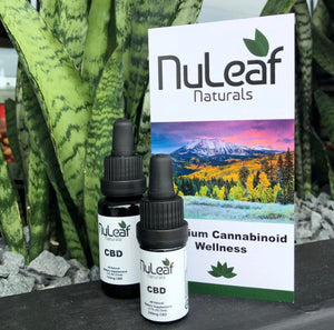 Highest rated cbd oil by NuLeaf Naturals
