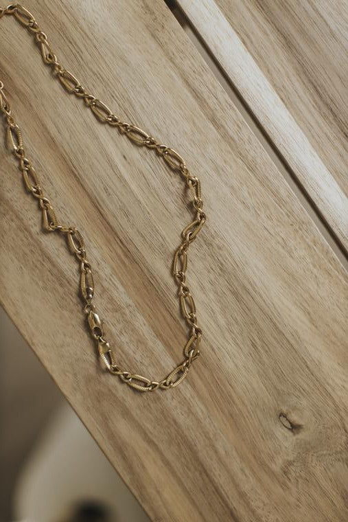 Figure 8 18K Gold Filled Chain