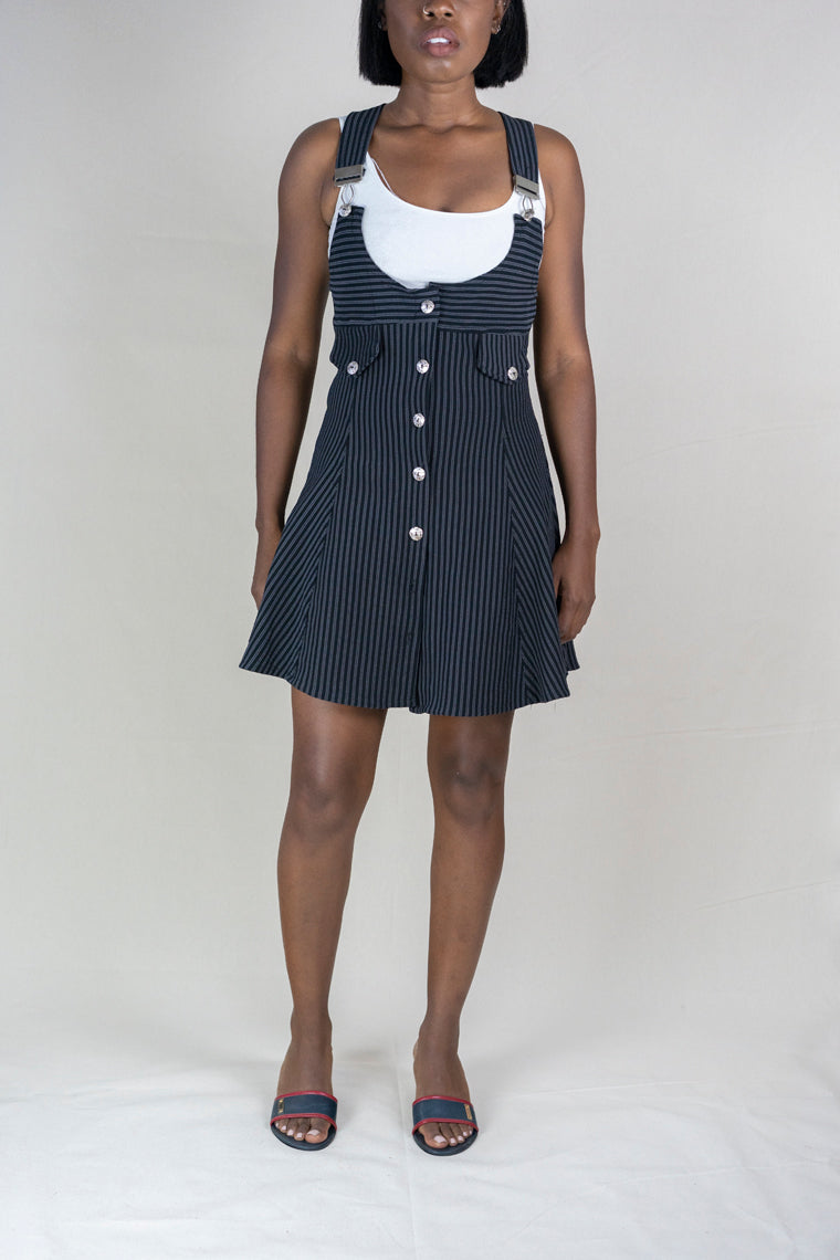 Overall Dress (M)