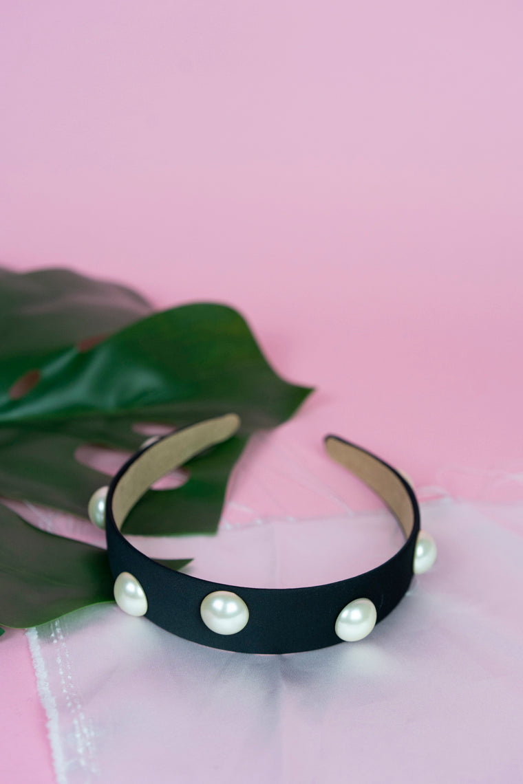 Kid's Pearl Headband