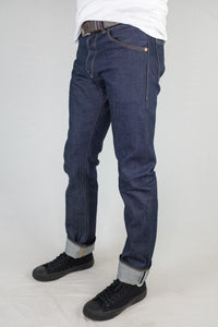 Chet Denim 101 Straight Fit Jeans Side View