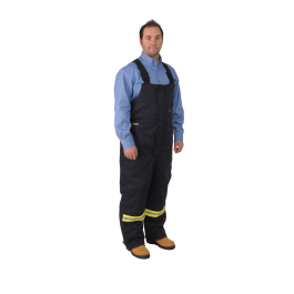 51579 Viking® Firewall FR® Combinaison SALOPETTE à rayures isolées HV FIREWALL/ Striped Insulated Overalls - LES OUTILS BRICK & IRON TOOL