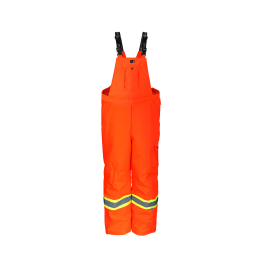 3957FRPO Viking FIREWALL isotherme compagnon IMPERMÉABLE HV 300D Trilobal Rip-Stop FR salopettes/Rip-Stop FR Overalls - LES OUTILS BRICK & IRON TOOL