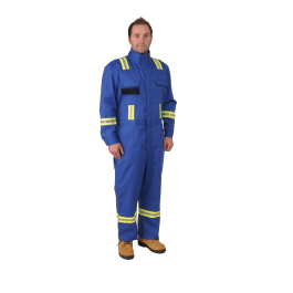 40577 Combinaisons à rayures HV  Viking® Firewall FR® 7 oz./ fr coverall - LES OUTILS BRICK & IRON TOOL