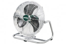 VENTILATEUR SANS FIL cordless fan AV 18 METABO - LES OUTILS BRICK & IRON TOOL