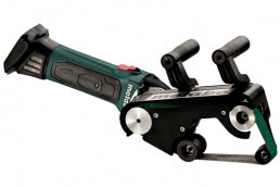 PONCEUSES SANS FIL INOX CORDLESS SANDER STAINLESS RB 18 LTX 60 METABO - LES OUTILS BRICK & IRON TOOL