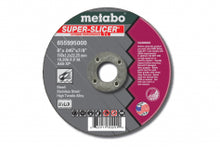 "LAME DE COUPE POUR MEULEUSE METABO ""SLICER"" TYPE 27 GRINDER - LES OUTILS BRICK & IRON TOOL"