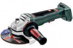 "MEULEUSES D'ANGLE SANS FIL CORDLESS GRINDER 6"" WPB18LTXBL150 METABO - LES OUTILS BRICK & IRON TOOL"