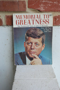 Memorial to Greatness/The Presidential Years of John F. Kennedy