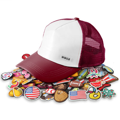 Red Wood Hule Cap