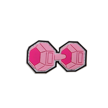 Dumbbell Pink