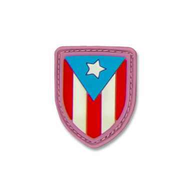 Puerto Rico Shield Flag
