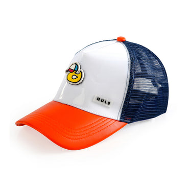 Mandarin Splash kids Hule Cap