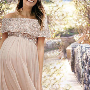 Maxi Baby Shower Dresses
