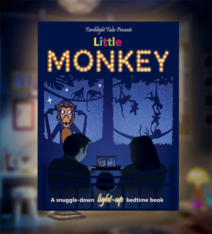 Little Monkey: A Torchlight Tale