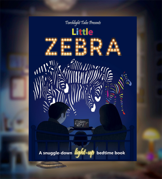 Little Zebra: A Torchlight Tale