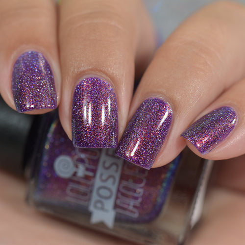 "Lollipop Posse Lacquer ""Into the Nightosphere"""