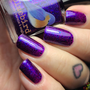 "Bluebird Lacquer ""Wish Upon a Starling"" *PRE-ORDER*"