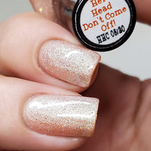 "Nail Hoot Lacquer - ""Her Head Don't Come Off!"" *PRE-ORDER*"