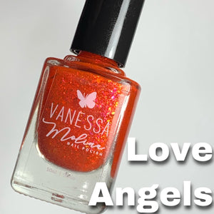 "By Vanessa Molina ""Angel Love"" *CAPPED PRE-ORDER*"