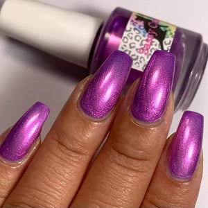 "Sassy Cat Lacquer ""Did a Full 180"" *CAPPED PRE-ORDER*"