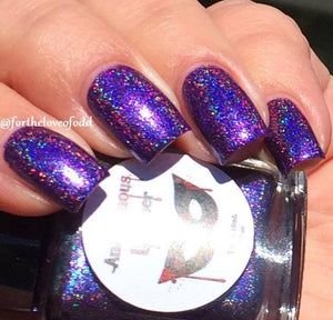 "Anonymous Lacquer ""The Helpin' Business"""