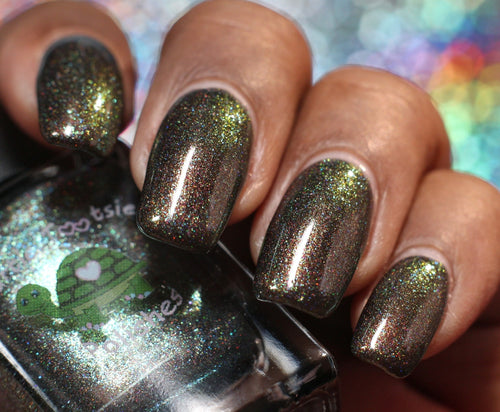"Turtle Tootsie Polish ""Stupid Is As Stupid Does"" *CAPPED PRE-ORDER*"
