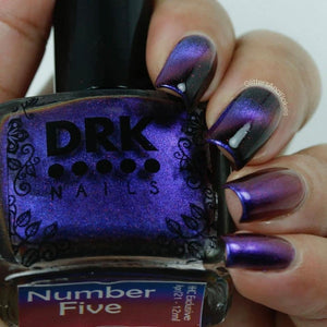 "DRK Nails ""Number 5"" *CAPPED PRE-ORDER*"