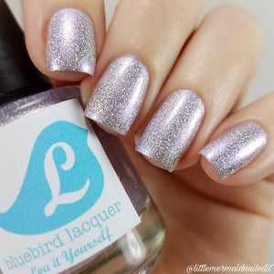 "Bluebird Lacquer ""Drop it Lilac it's Hot"""