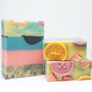 "Nailed It!  ""Sally's Song"" Coconut Milk Soap *CAPPED PRE-ORDER*"