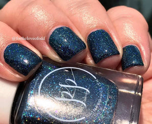 "Painted Polish ""Galaxy Gaze"""