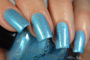 "KBShimmer ""Kauai So Blue?"""