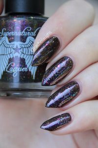 "Supernatural Lacquer ""You Don't Play a Player"""