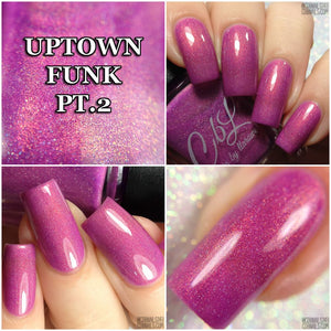 "Colors by Llarowe ""Uptown Funk Pt. 2"""
