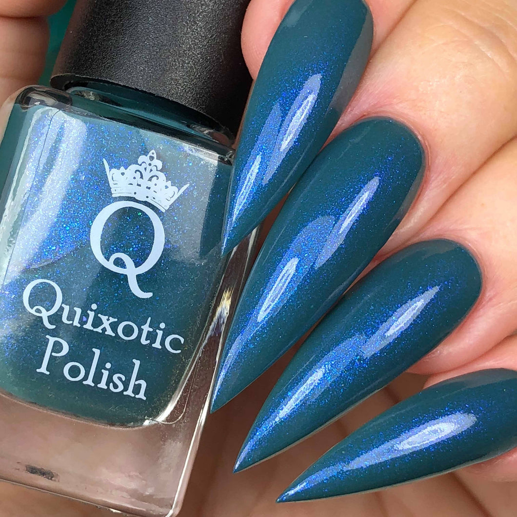 Quixotic Polish