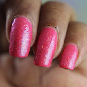 "Sayuri Nail Lacquer ""Magic, Love and Ham"" *CAPPED PRE-ORDER*"
