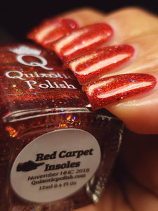 "Quixotic Polish ""Red Carpet Insoles"""