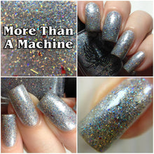 "Rogue Lacquer ""More Than a Machine"""