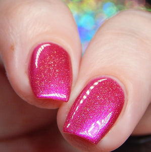 "Necessary Evil Polish ""Bloomin"" *CAPPED PRE-ORDER*"